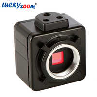 5MP USB Cmos cámara electrónica Digital ocular microscopio controlador libre/software de medición de alta resolución para Win10/7/ win8