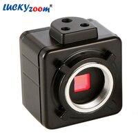 5MP Cmos USB Camera Điện Tử Kỹ Thuật Số Microscope Thị Kính Lái Xe Miễn Phí/đo lường phần mềm Độ Phân Giải Cao cho Win10/7/win8