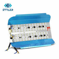 Led lodine tungstênio luz de inundação 50 w 100 holofote 220 v led refletor led iluminação ao ar livre lâmpada gargen mais novo