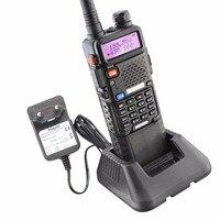 5r Baofeng UV 5R 3800mah Walkie Talkie 5W Dual Band Radio transceiver cb radio communicator portable radio walkie talkie UV 5R