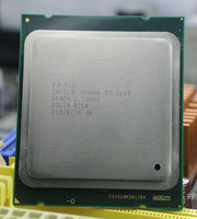 Free Shipping Intel Xeon CPU E5 2680 C2 CPU 2.7GHz LGA 2011 20MB L3 Cache 8 CORE 130W Processor scrattered piece e5 2680