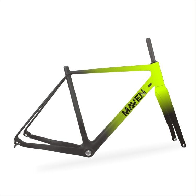 MIRACLE 700*40c Bicicletas Carbon cyclocrosss frame Disc di2 mechanical 49/52/54/56/58cm Carbon Bike Frame Cycling bicycle frame thurst carbon road bike frame cycling bicycle frameset with fork seatpost headset di2 mechanical carbon frame 49 52 54 56 58cm