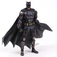 Подлинная оригинальная игра искусств Кай Лига Справедливости № 1 Бэтмен Тактический Костюм ver. ПВХ фигурку Коллекционная модель игрушки 24,5