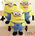 "20"" Plush Soft Toy In Movie Minion Minions 3D Eye Doll"