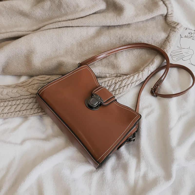 2019 Small Bag Woman Tide Messenger Shoulder Handbag Bolsa Feminina Luxury Handbags Women Bags Designer Canta Bolsas Luis Vuiton