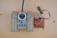 6CH 40/27MHZ Remote controller + Receiver for Mini RC Car 10m 3 8V