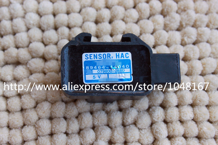 89464-14040,079800-0880,Case For Toyota Supra MK3 1986.5-92 HAC Sensor