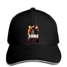 Бейсбол cap Django V1 фильм постер шапка с принтом естественно хаки