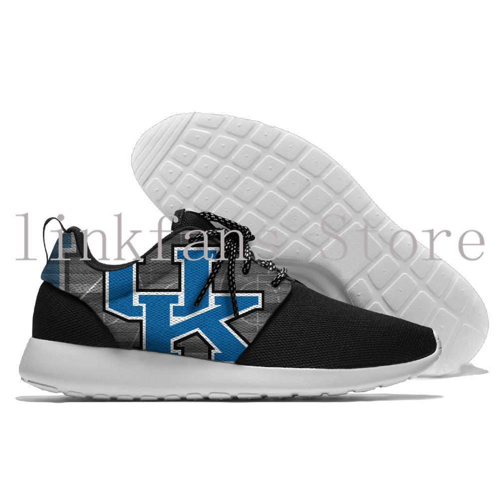 Boys and girls outdoor men running shoes sports trainers Kentucky Wildcats adopted blue and white as its official colors in 1892