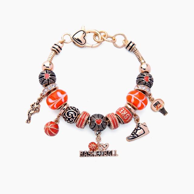 16 Styles Trendy Charm Bracelet For Women 2017 Aliexpress Hot Enamel Female Fashion Gift