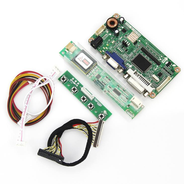 15.6 Inch 1366*768 For LP156WH1(TL)(A1) N156B3-L02 LCD Controller Board (VGA DVI)