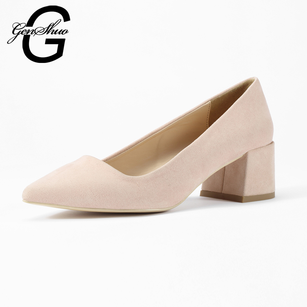 Nude low heel shoes chinese goods catalog for Low heel dress shoes wedding