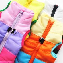 Splice Color Keep Warm Jacket