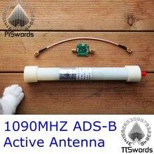 نشط ADS B 1090Mhz 36DB SMA ثنائي الفينيل متعدد الكلور الهوائي
