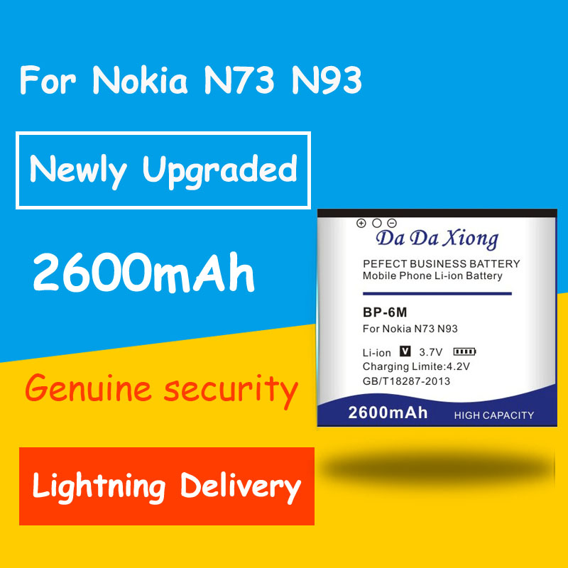 Good quality and cheap nokia 6288 battery in Dare Online