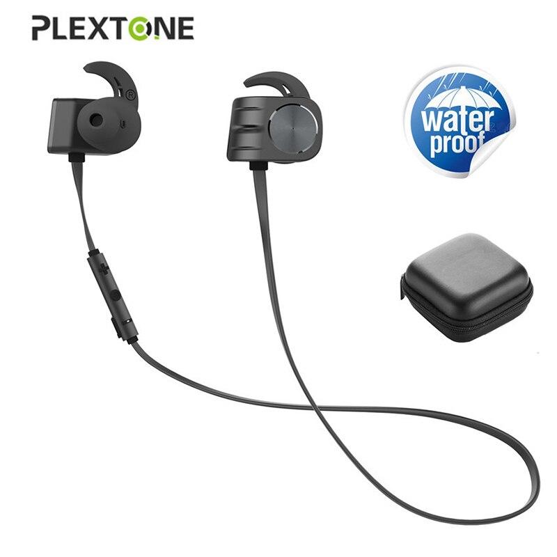 IPX5 Водонепроницаемый Спортивные наушники <font><b>Bluetooth</b></font> 160 мАч Батарея магнитные наушники с громким Clear Stereo база музыки Беспроводной гарнитуры