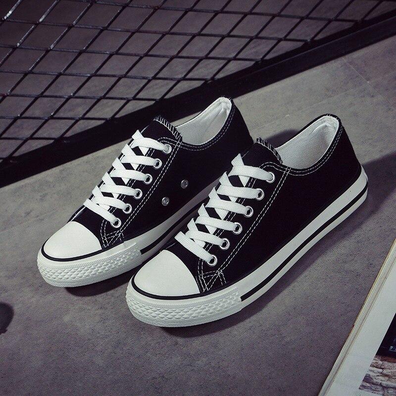 QQ112301021 новая классическая парусиновая обувь, Вулканизированная мужская обувь, Студенческая обувь для влюбленных