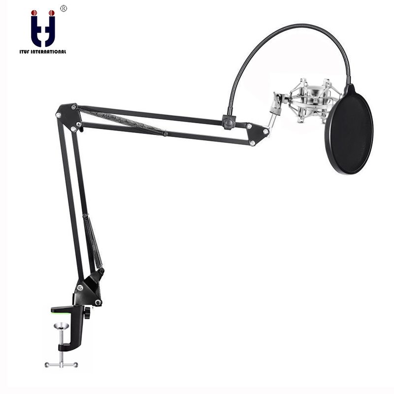Kind-Hearted Plastic Shock Mount Recording Microphone Spider Mic Holder Shockmount For Samson Vr88 Mtr231 Mtr201 Mtr101 Mtr101a Broadcasting Portable Audio & Video Consumer Electronics