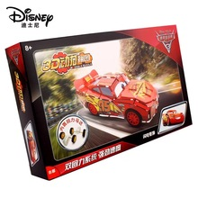 Cars Disney Pixar 3 Puzzle  Toys Xmas Birthday Gifts McQueen Jackson Cruz Pull Back Car 3D toys for Children Boy