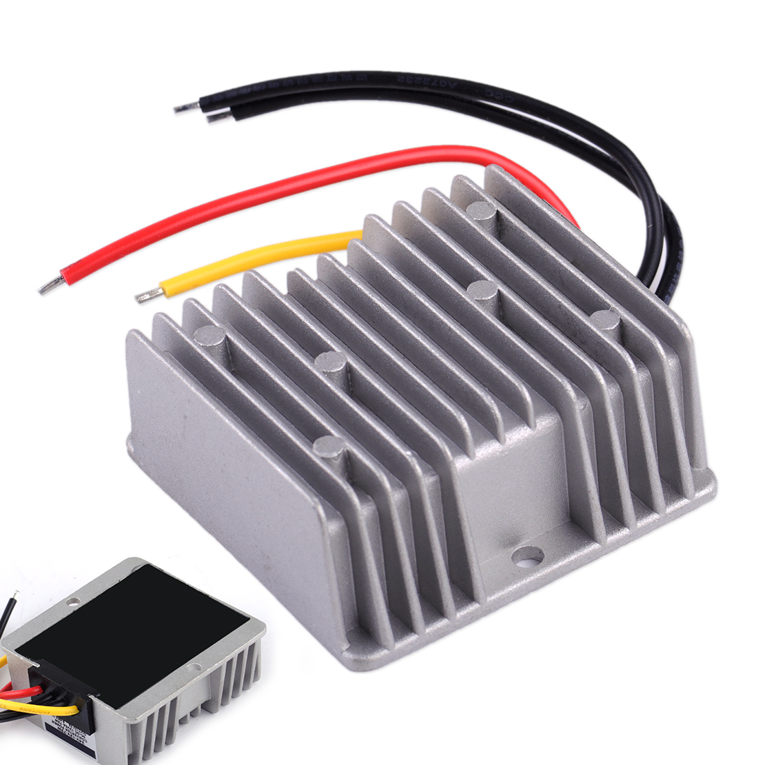 CITALL Dustproof Shockproof Waterproof Car Power Automatic DC Voltage Stabilizer Regulator 8-40V to 12V 6A 72W Supply Converter