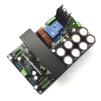 1000W HIFI High Power IRS2092+IRFB4227 Class D Mono Digital power amplifier board Stage power amplifier board 2019NEW