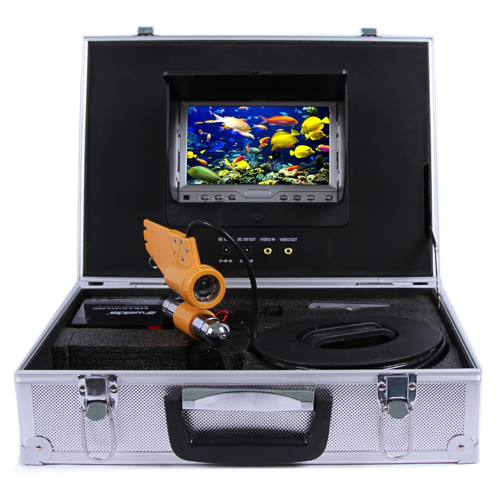 Underwater-Fishing-Camera-Kit-with-50Meters-Depth-Single-Lead-Bar-Camera-7Inch-Color-TFT-Display-Monitor (5)