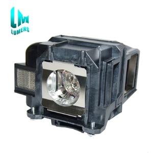 Image 2 - Lámpara de proyector Compatible con ELPLP88 V13H010L88, para Epson eh tw5350, eh tw5300, EB S27, EB X31 con carcasa