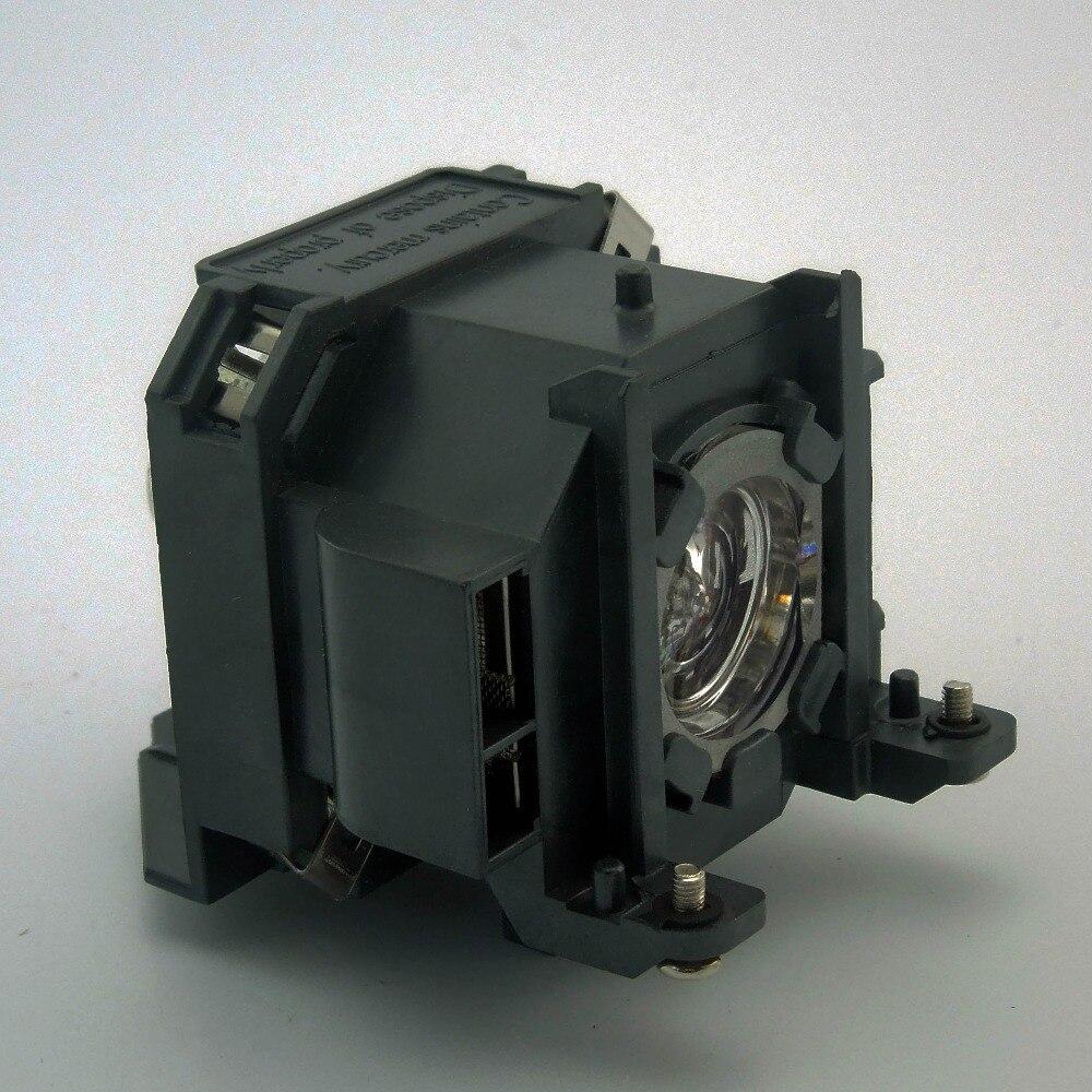 Projector lamp ELPLP38 for EPSON  PowerLite 1705c / PowerLite 1710c / PowerLite 1715c with Japan phoenix original lamp burner projector lamp bp96 01795a for samsung hlt5076s hlt5676s hlt6176s hlt6176sx hlt6176 with japan phoenix original lamp burner