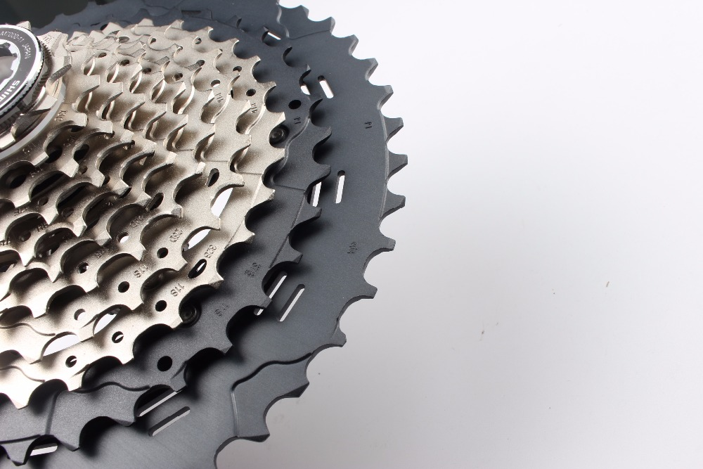 Image 5 - Shimano SLX CS M7000 11 42T 11 Speed Bike Bicycle Cycling 11V Cassette 11 40T 11 42T 11 46T cassette 11 speed M7000 40T 42T 46T-in Bicycle Freewheel from Sports & Entertainment