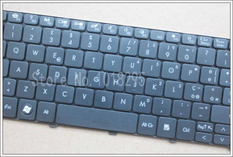 Nuevo teclado de portátil italiano para Gateway Mini LT21 LT2100 LT32 LT320 Packard Bell Dot SE SE2 S-E3 ZE6 ZH9 9Z! N3K82! R1D es