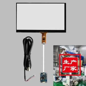 6,2 дюйма 7 дюймов 8 дюймов 9 10,1 дюйма емкостный сенсорный экран карта контроля USB для Windows и Android система Бесплатный привод