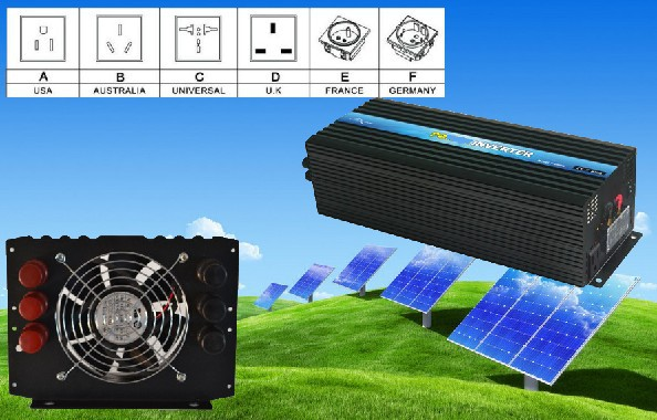 Factory Hot Sale,CE ROHS SGS certificate, off grid pure sine wave 6000w dc ac inverter 6000w