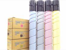 Cartouche de toner de couleur pour copieur, TN321, Compatible avec KONICA minolta dizhub C224 C284 C364 pièce/ensemble, kit de toner kcmy, 4 TN-321, nouveauté