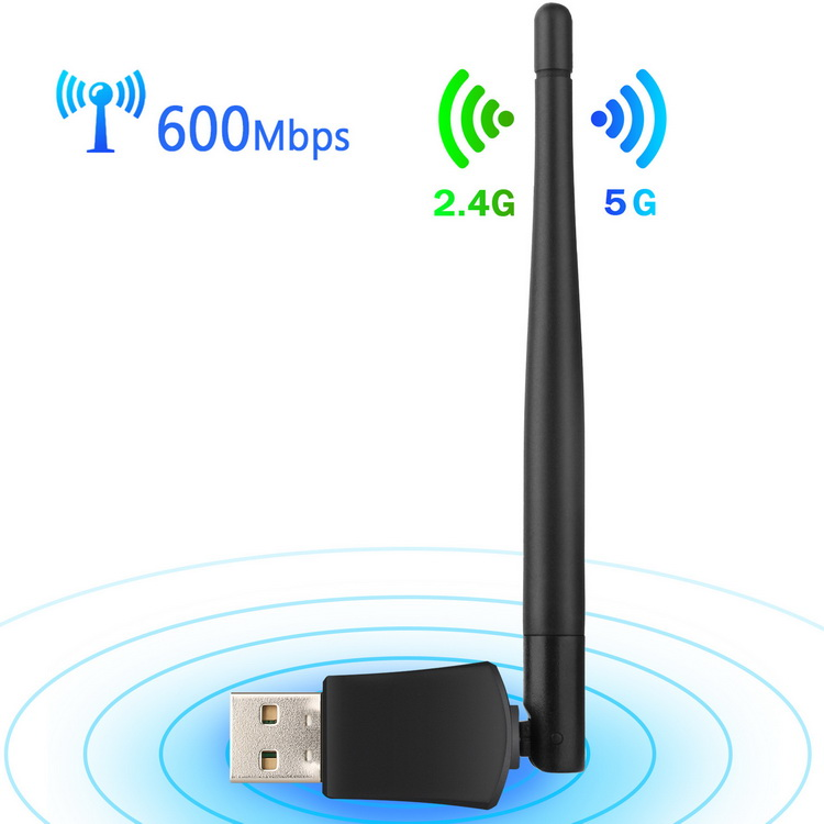 USB 2.0 Wireless WiFi Lan Card for HP-Compaq Pavilion 7820