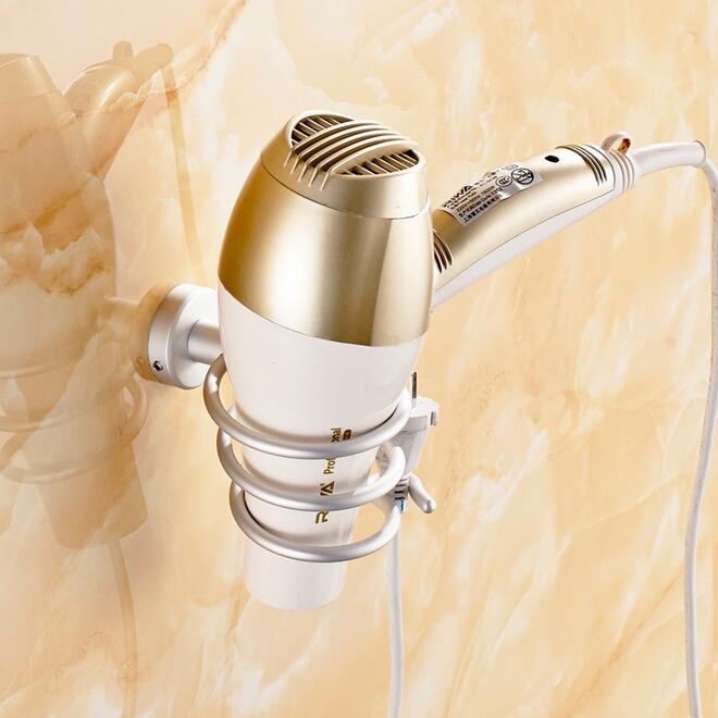 ₩Haute Qualité salle de bains Mural Innovant-monté Sèche-Cheveux ... 1f8565cd5eac