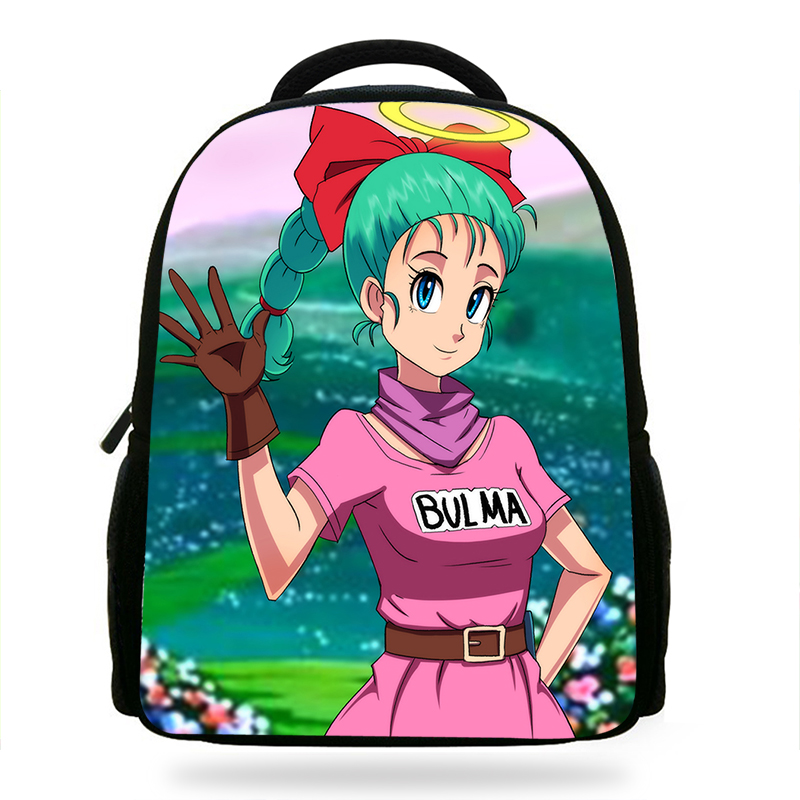 2019 Newest Cartoon Dragon Ball Bulma School Bag Kid Backpack Girls School Orthopedic Satchel For Teenage Childrens Backpacks Lights & Lighting