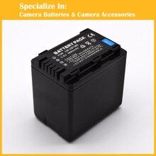 3880 мАч VW-VBT380 VBT380 Камера Аккумулятор для Panasonic HC-V110 HC-V130 HC-V160 HC-V180 HC-V201