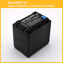 3880 mAh VW-VBT380 VBT380 Caméra Batterie pour Panasonic HC-V110 HC-V130 HC-V160 HC-V180 HC-V201