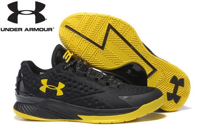 faf2ac5a656 Tênis de basquete de alta Qualidade Sob A armadura