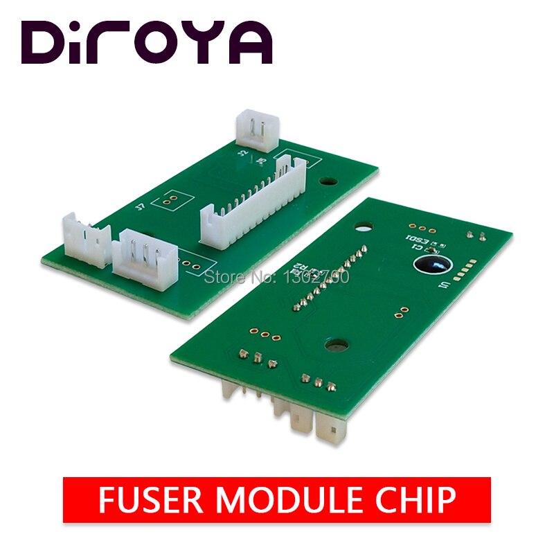5PCS 40X7743 Developer unit chip For lexmark MS710 MS711 MS810 MS811 MS812 MX 710 711 810