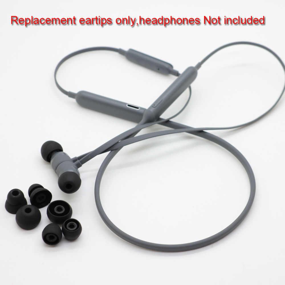 POYATU Сменные силиконовые наконечники для наушников Beatsx, ушные наконечники для наушников, Заушное крепление наушников, серое