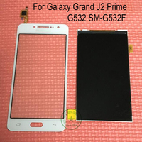 High Quality Test Working Touch Screen Digitizer LCD Display For Samsung Galaxy J2 Prime G532 G532F