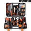 SR-3011 набор инструментов для дома набор инструментов для ручного ремонта многофункциональная коробка для инструментов набор инструментов д...