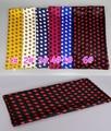 Wholesale ladies printe polka dot scarf popular headband popular hijab designer muslim winter Muffler scarves/scarf 10pcs/lot