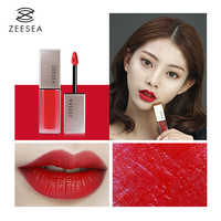 ZEESEA Color Nourish Matte Lipstick Set Make-Up For Women Easy To Color Lasting Waterproof Lip Gloss Cosmetics Beauty Makeup 5ml