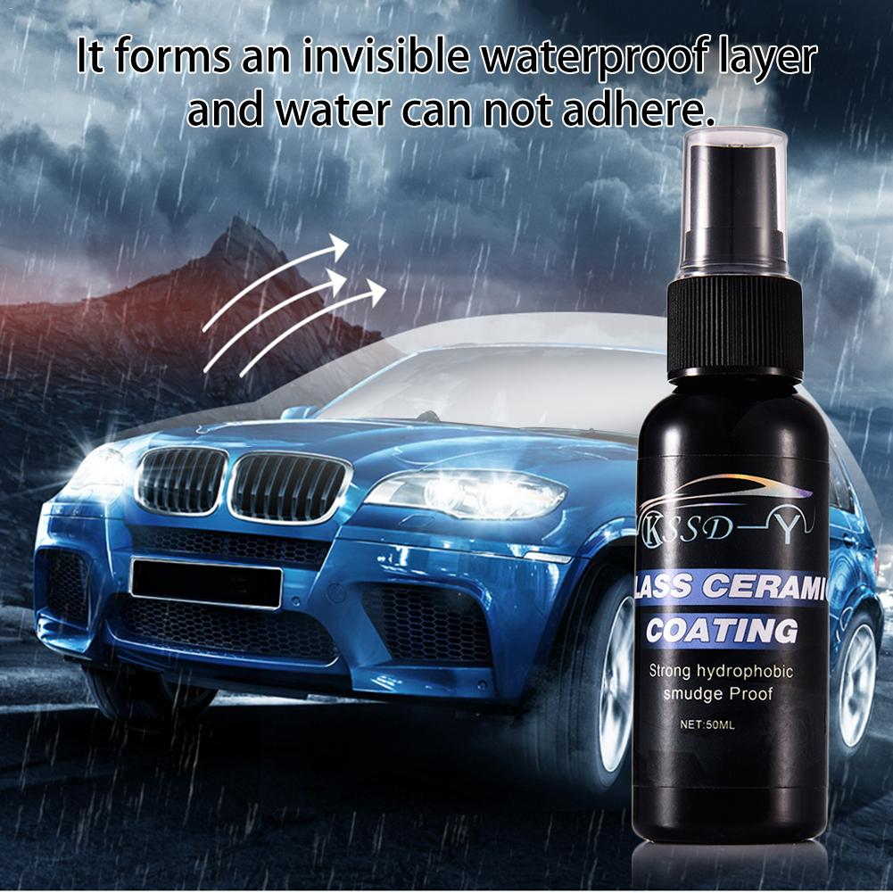 2018 New Arrival Auto Car Glass Coating Agent Repellent Agent For Driving Safety In Rainy Days Dropship 7.20