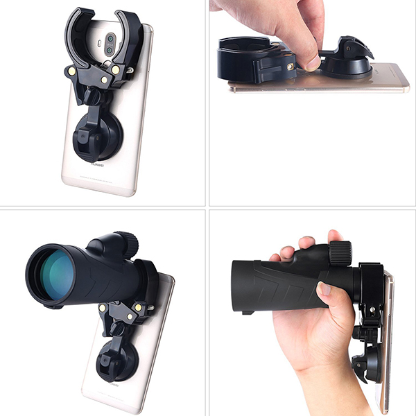 Universal Cell Phone Adapter Mount Phone Supporter  (6)