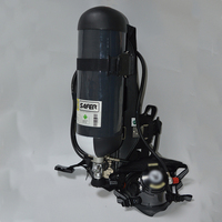 Ultra Light Weight SCBA With 300Bar Composite NLL Safer Cylinders