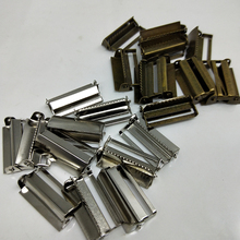 50 pcs /lot Silver metal buckle Suspenders adjustment buckles Craft Sewing materials,Clips Garment Accessories