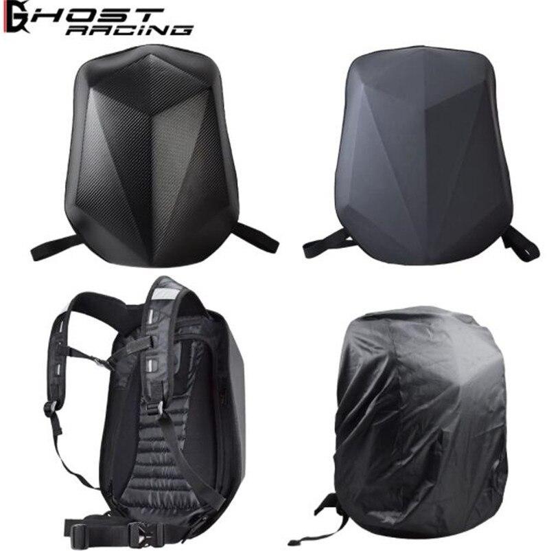 Motorcycle Bag Waterproof Motorbike Backpack Shoulder Bag Luggage Moto Tank Bag Motorcycle Carbon Fiber Racing Bag